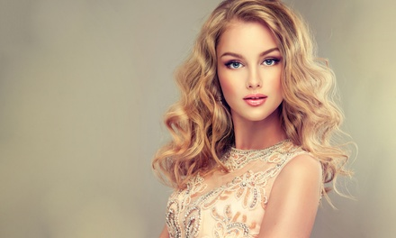 Style Cut, BlowDry and Treatment $39 or $79 to Include FullHead Foils at Pure Indulgence Hair Spa Up to $284 Value