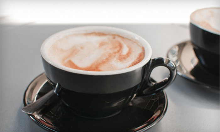 Mōka Coffee Bar - Lakewood S.C.: $5 for $10 Worth of Coffee and Baked Goods at Mōka Coffee Bar