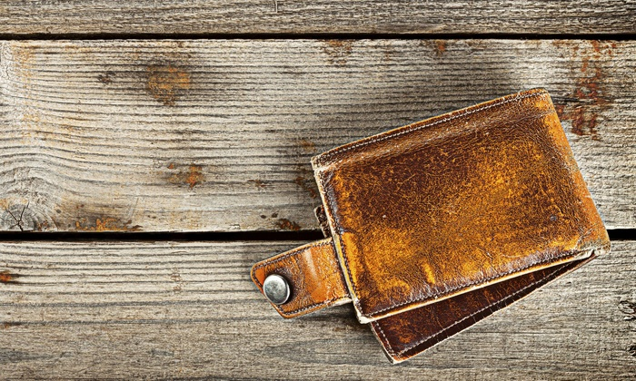 Desert Moon Leather - Biddeford: Leather-Crafting Class for One or Two or Small Leather Goods at Desert Moon Leather (Up to 57% Off)