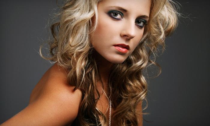 Just Teasin' Hair Salon - Indianapolis: $50 Worth of Salon Services