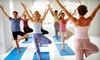 Kneading Hands Hot Yoga - Southbury: $49 for Two Months of Unlimited Yoga and Pilates Classes at Kneading Hands Yoga ($249 Value)