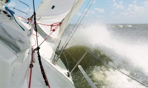 B Sailing: $272 for For 6-Person Boat Ride for 4 Hours at B Sailing ($499 value)