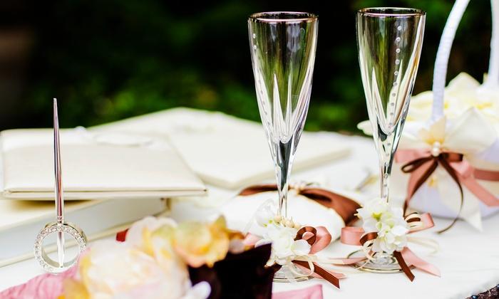 Unique Event Designs - Corpus Christi: Day-of Wedding Coordination from Unique Event Designs (45% Off)
