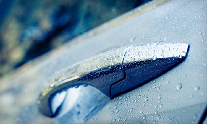 Ortega Car Wash and Lube - San Juan Capistrano: $50 Worth of Auto Services