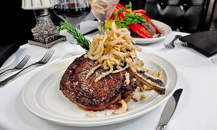 Steak, Sushi, and Seafood for a Table of Two or Four at Prime (45% Off)
