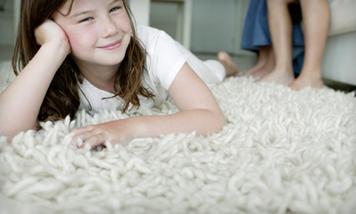 Green Heat Services - San Francisco: Carpet Cleaning for One or Up to Three Rooms from Green Heat Services (Up to 56% Off)
