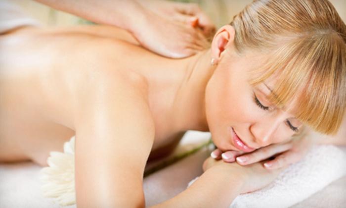 Artist Hair Studio - Tea: One-Hour Massage at Artist Hair Studio ($65 Value)