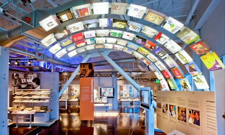 Computer History Museum Visit for Two with Optional T-Shirts, or a Visit for Four or Six (Up to 52% Off)