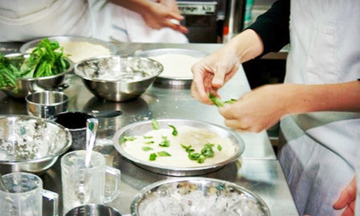 Get Cooking 101 - Multiple Locations: One Cooking Class for Two Adults or Two Cooking Classes for Kid or Teen at Get Cooking 101 in Corona (Up to 55% Off)