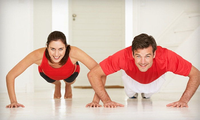NOW Personal Training - Clover Hill: $67 for $150 Toward 6-Week Bootcamp at NOW Personal Training