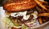 Just Burgers - Klein Square: Burgers and American Food at Just Burgers (Half Off). Two Options Available.