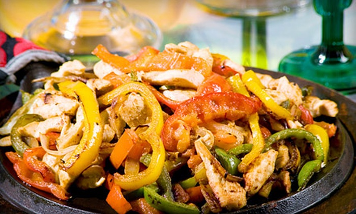 Cien Agaves - Old Town Scottsdale: $12 for $24 Worth of Mexican Food and Drinks at Cien Agaves