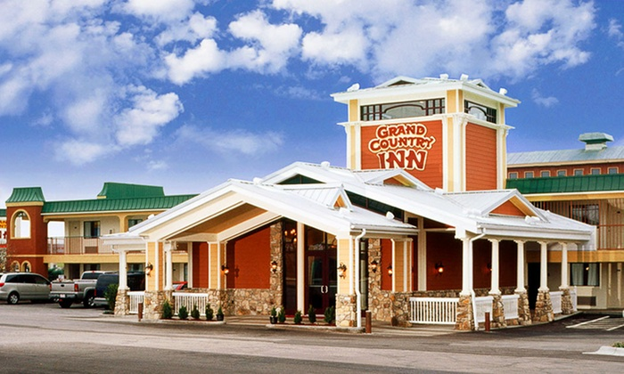 grand country inn groupon