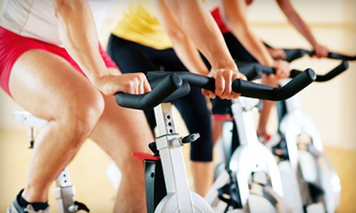 Joyride Cycle Studio - Highwood: 5 or 10 Spin Classes at Joyride Cycle Studio in Highwood (Up to 76% Off)