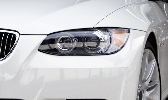 Valet Detail Service - Santa Monica: $35 for a Complete Headlight-Restoration Service at Valet Detail ($75 Value)