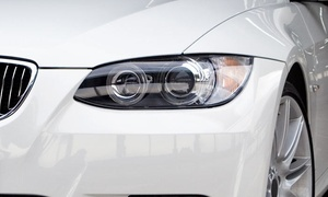 Valet Detail Service: $35 for a Complete Headlight-Restoration Service at Valet Detail ($75 Value)