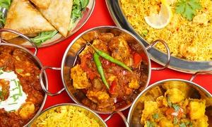 Ristorante Indiano Shanti: Menu indiano all you can eat più dolce o lassì a testa (sconto fino a 76%)