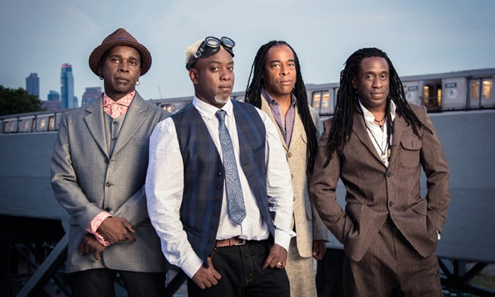 Living Colour - Mercury Ballroom: Living Colour on April 12 at 8 p.m.