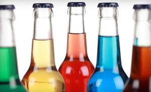 The Soda Works: $5 for $10 Worth of Soda and Snacks at The Soda Works