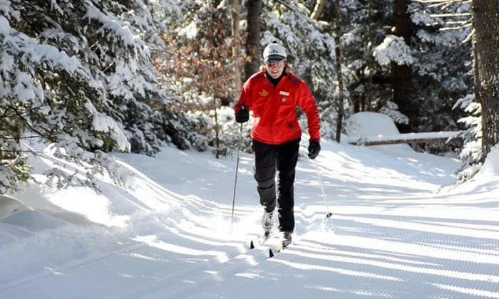 Jackson Ski Touring Foundation - Jackson: Skiing Packages for One at Jackson Ski Touring Foundation (Up to 35% Off). Three Options Available.