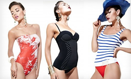 $49 for $100 Worth of Designer Swimsuits and Beachwear Online from South Beach Swimsuits