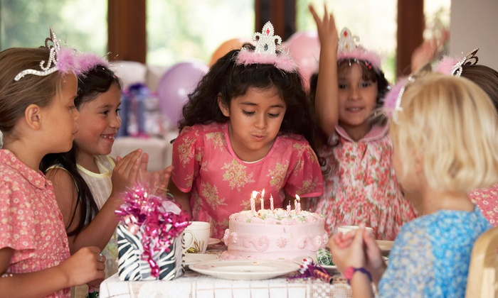 Enchanted Princess Party - Indianapolis: $117 for 45-Minute Birthday Party for Up to 10 Kids at Enchanted Princess Party ($234 Value)