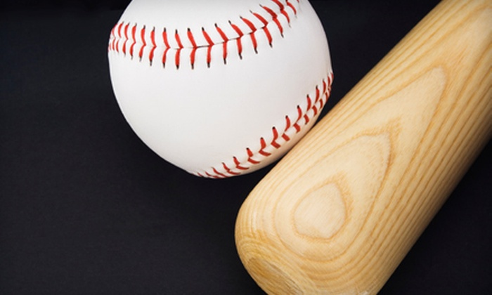 Grand Slam 2 - Chesapeake: Batting-Cage Tokens, Rental, or Two-Hour Baseball Class at Grand Slam 2 in Chesapeake (Up to 60% Off)
