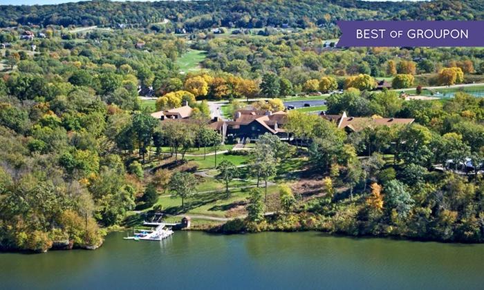 Eagle Ridge Resort & Spa - Galena, Illinois: Stay at Eagle Ridge Resort & Spa in Galena, IL. Dates Available into April.