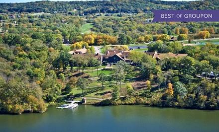 Stay at Eagle Ridge Resort & Spa in Galena, IL. Dates into June.