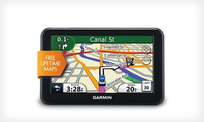 Garmin nüvi 50LM GPS with Lifetime Maps: $79 for Garmin nüvi 50LM 5-Inch GPS (Manufacturer Refurbished) ($169.99 List Price). Free Shipping and Returns.