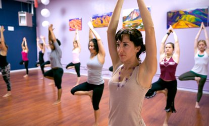 $45 for One Month of <strong>Yoga</strong> and Dance Classes at Purusha <strong>Yoga</strong> ($119 Value)