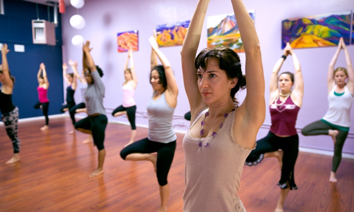 Purusha Yoga Studio - Outer Richmond: One or Two Months of Yoga and Dance Classes at Purusha Yoga (Up to 76% Off)