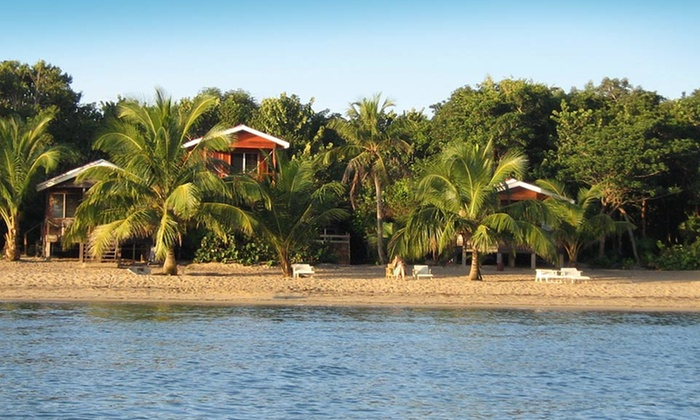 Jungle Jeanie's by the Sea - Belize: 3-, 4-, or 5-Night Stay for Two with Optional Snorkeling Package at Jungle Jeanie's by the Sea in Belize