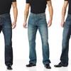 Royal Premium Men's Slim Straight Jeans