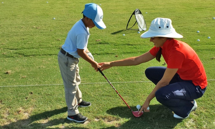 The First Tee of The Palm Beaches - Dyer Park: $65 for Youth Golf Classes at The First Tee of The Palm Beaches($125 Value)