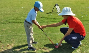 The First Tee of The Palm Beaches: $65 for Youth Golf Classes at The First Tee of The Palm Beaches ($125 Value)
