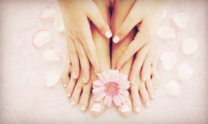 Serenity Nail Salon - Atlanta: One or Three Deluxe Pedicures at Serenity Nail Salon (Up to 58% Off)
