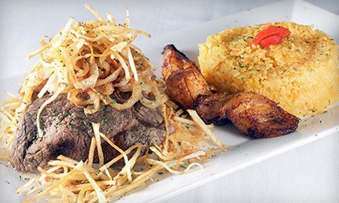 Sofrito Puerto Rican Cuisine - Multiple Locations: Dinner with Appetizers and Entrees for Two, Four, or Six at Sofrito Puerto Rican Cuisine (Up to 54% Off)