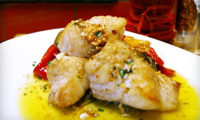 Mezzo Bistro and Wine - Las Vegas: $30 Worth of Italian Food