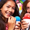 $5 for Shaved Ice and Hot Dogs at Snowflakes