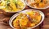 Gastronomie indienne pour 2 personnes