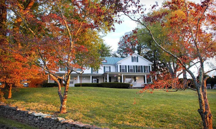 Briar Patch Bed and Breakfast Inn - Middleburg, Virginia : Two-Night Stay at Briar Patch Bed and Breakfast Inn in Middleburg, VA