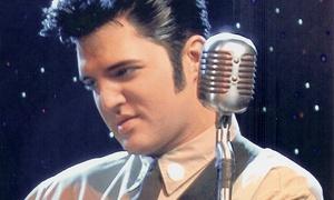 Ryan Pelton as ELVIS in Concert: Ryan Pelton as Elvis in Concert on Friday, May 13, at 8 p.m.