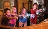 MagiQuest - Pigeon Forge: MagiQuest Experience for One or Two With Mini Golf, Mirror-Maze, and Laser Vault at MagiQuest (Up to 50% Off)