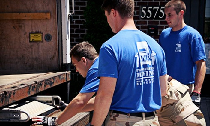 Two Marines Moving - Washington DC: Moving Services from Two Marines Moving (51% Off). Two Options Available.