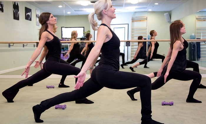 Go Figure - Scottsdale: 5 or 10 Barre Fitness Classes or One Month of Unlimited Classes at Go Figure (Up to 64% Off)