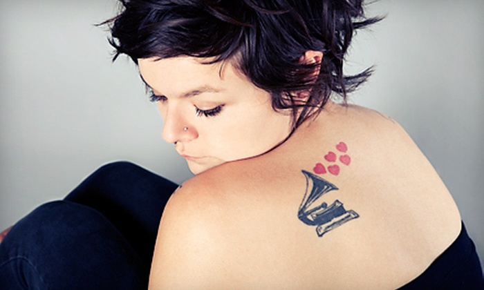 """Absolute Skin & Body Care - Novi: Laser Tattoo Removal for a 0.5""""x0.5"""", 1.5""""x1.5"""", 3""""x3"""", or 6""""x6"""" Area at Absolute Skin & Body Care (Up to 75% Off)"""