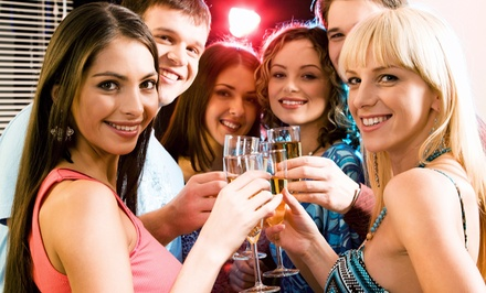 VIP Nightlife Experience Club Crawl for One, Two, or Four from Our Nightlife (Up to 56% Off)
