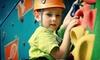 Up to 53% Off Kids' Indoor Amusements