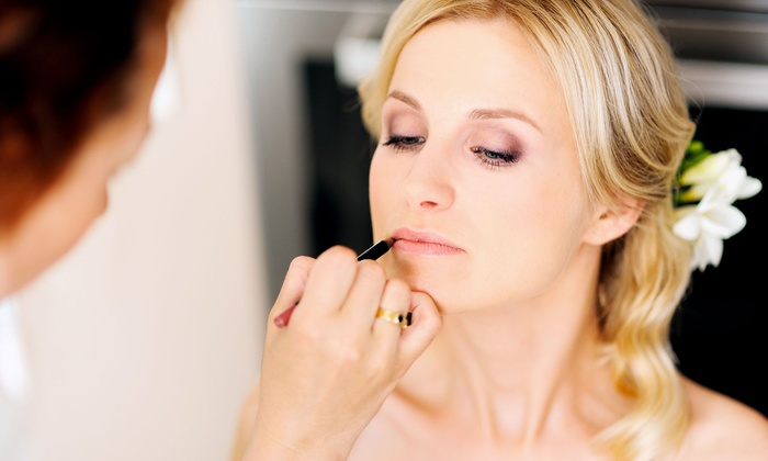SYLK Cosmetics - Baltimore: Makeover with Optional Cluster Lashes or Makeover Package with Lashes and Photo Shoot at Sylk Cosmetics (Up to 64% Off)